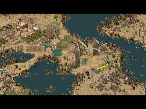 Stronghold Crusader  - THE BIG ONE Mission 80