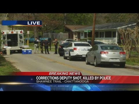 UPDATE: Chattanooga police fatally shoot Hamilton County Sheriff's Office  deputy