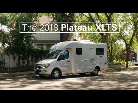 2018 Pleasure-Way Plateau XLTS Tour