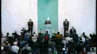 Friday Sermon : 26th March 2010 - Part 1 (Urdu)
