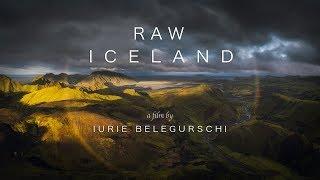 RAW ICELAND  |  4K film by Iurie Belegurschi