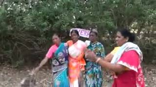 Indian Culture, Four Womens Dancing at old song.flv