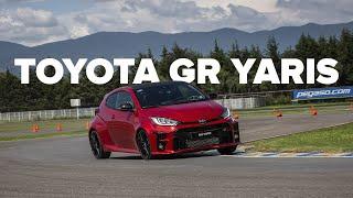 Toyota GR Yaris 2022.-- 300 ya vendidos | Al Volante