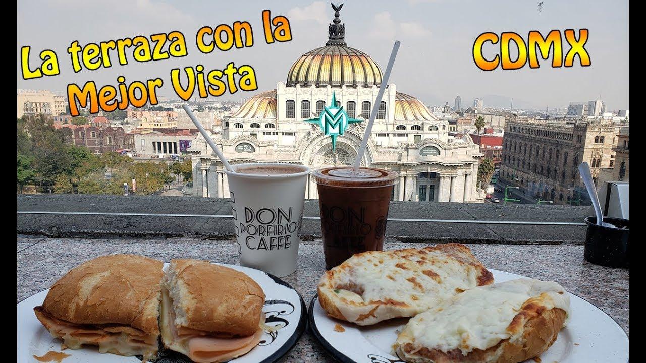 Don Porfirio Cafe Dónde Está Cómo Es Y Sus Horarios