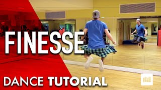 FINESSE by Bruno Mars ft Cardi B | Beginner Dance TUTORIAL