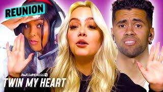 Confronting Nate Wyatt *THE REAL TEA* 🤯| Twin My Heart Season 3 REUNION pt. 2 w/ Merrell Twins