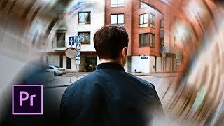 ПРЕСЕТЫ с ВИДЕО ПЕРЕХОДАМИ для Adobe Premiere Pro