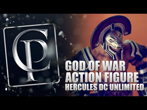 God Of War - Hercules Action Figure - DC Unlimited
