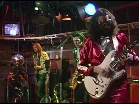 Roxy Music - Ladytron (Old Grey Whistle Test, 1972)