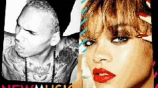 Turn Up The Music ( REMIX ) - Chris Brown Feat. Rihanna (AUDIO)