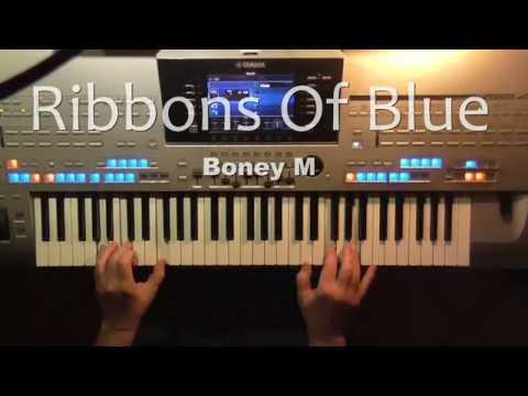 Ribbons Of Blue - Boney M, Instrumental-Cover, gespielt mit Style auf Tyros 4