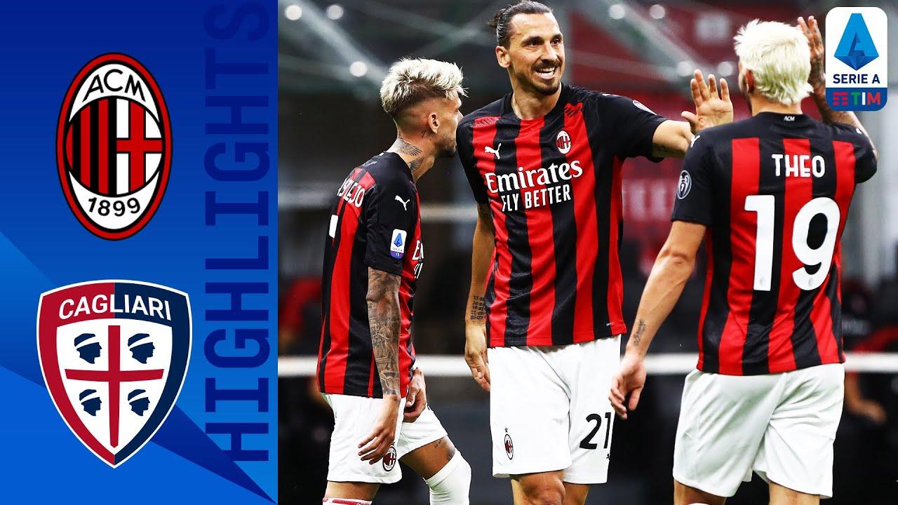 Milan 3-0 Cagliari (მიმოხილვა)