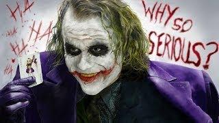 Происхождение Джокера / Joker Origins [by Кисимяка]