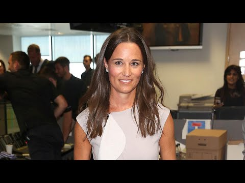 Pippa Middleton Reportedly Pregnant With First Child