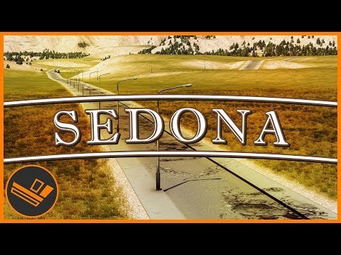Sedona - Part 73 | THE OLD ROAD (Cities: Skylines)