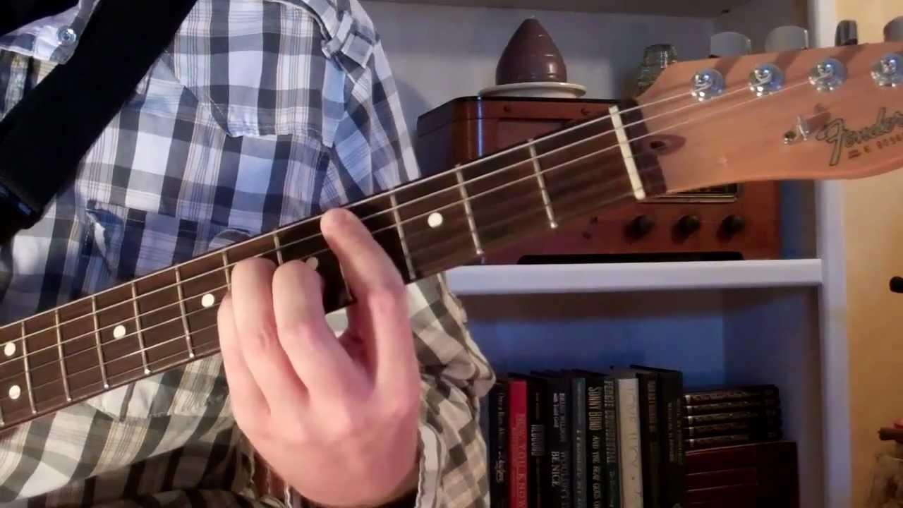 C Sharp Minor Guitar Chord Demonstration Cm Youtube