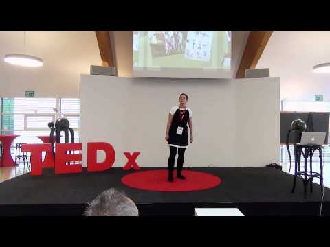 Is Daddy coming back in a Minute? | Elke Barber | TEDxMünster