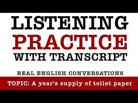 Narrative tenses in informal conversation - example  - Better at English episode 43