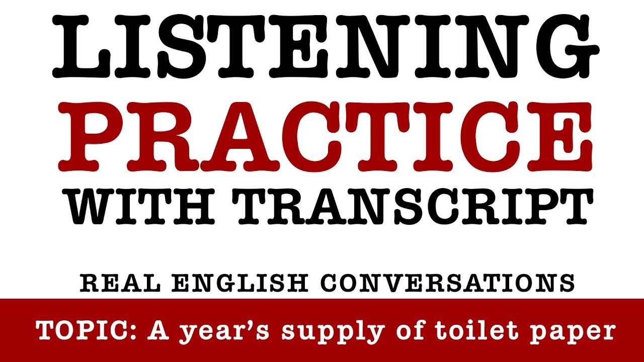 informal english conversation examples