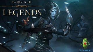 The Elder Scrolls Legends iOS / iPAD Gameplay HD