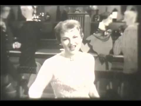 Jo Stafford goes all the way in 1958.