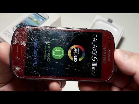 Ремонт и восстановление телефона Samsung Galaxy S III Mini I8190 . Часть 1