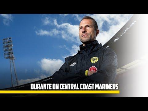 MEDIA | Andrew Durante on Mariners