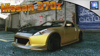 GTA 5 PC | Nissan 370z Car mod