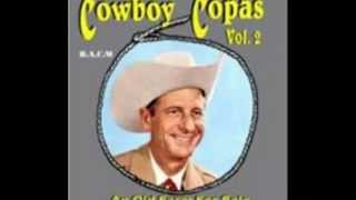 COWBOY COPAS:  Circle Rock (hot wax !!!)