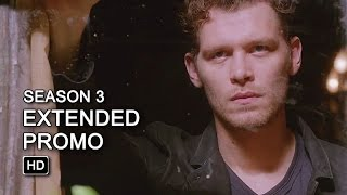 The Originals Season 3 Extended Promo [HD]