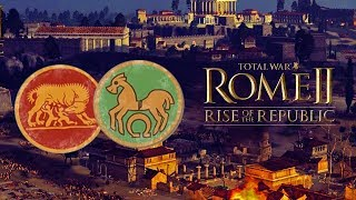 Рим против Сенонов - сетевая кампания Total War ROME 2 - Rise of The Republic (Рассвет Республики)