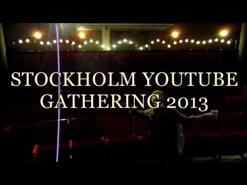 STOCKHOLM YOUTUBE GATHERING 15 JUNI 2013