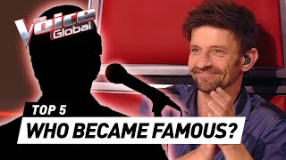 THE VOICE winners who became MOST FAMOUS