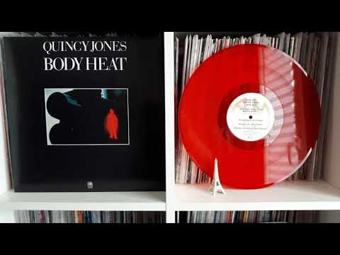Quincy Jones - Body Heat (1974) 1000 Limited Edition