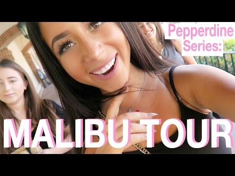 Pepperdine & other Things: MALIBU TOUR ☀♥