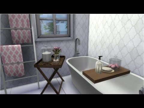WHITE & CLEAN | Part 2 | Sims 4 | Merysan1999