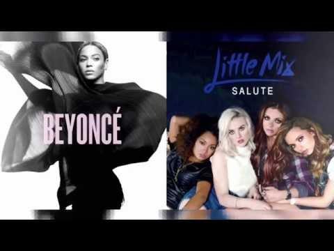 Yoncé's Salute (Little Mix vs. Beyoncé) [Mashup]