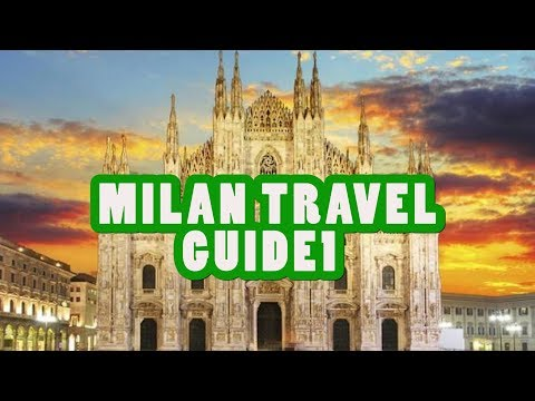 MILAN TRAVEL GUIDE VLOG 1