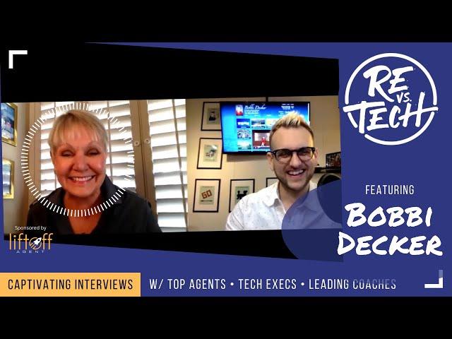 Real Estate Vs Tech with Bobbi decker - Episode 019