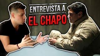 """Entrevisté al """"Chapo Guzmán"""""""