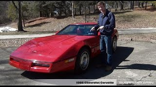 Review: 1986 Chevrolet Corvette