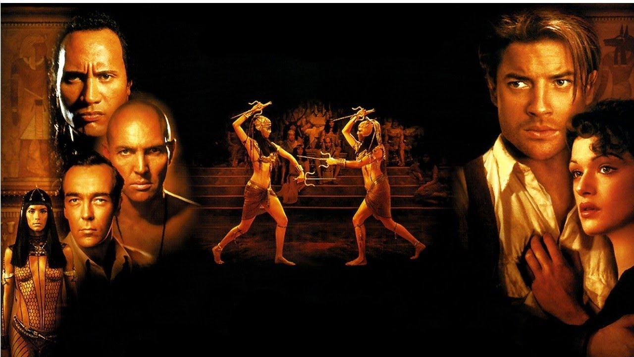 die mumie 2001