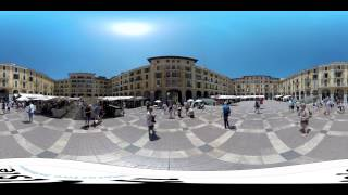 Plaza Mayor (Palma de Mallorca) - Video 360 | Inisle