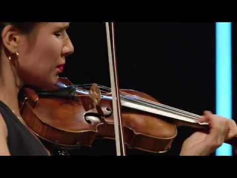 Raphaëlle Moreau : Wieniawski, Scherzo-Tarentelle (Révélations Classique 2020)