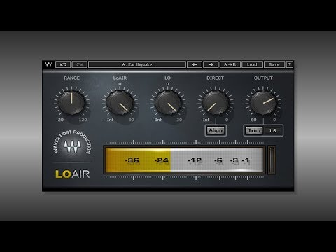 **MUST HAVE** VST Plugin For Trap & EDM Producers - LoAir by Waves