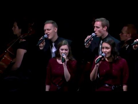 Christmas Time is Here - Vocal Union with Time for Three - BYU-Idaho Department of Music