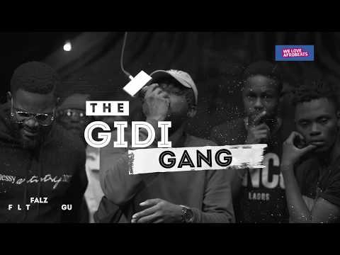 Hennessy Cypher 2017 | Gidi Gang ft. FALZ, DREMO, LADIPOE, YOYE & STAQK G
