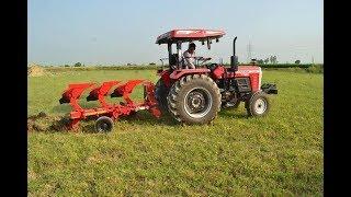 Massey Ferguson 9000 50 hp Tractor|Planetary Drive|Double MB reversible Plough