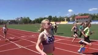 В Черноморске проходит Чемпионат Украины по легкой атлетике среди детей до 13 лет