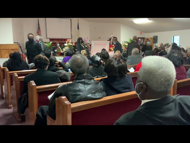 Funeral Services for Betty Flacke